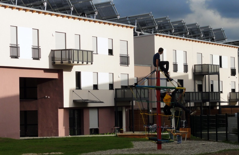 Energie-Plus-Häuser